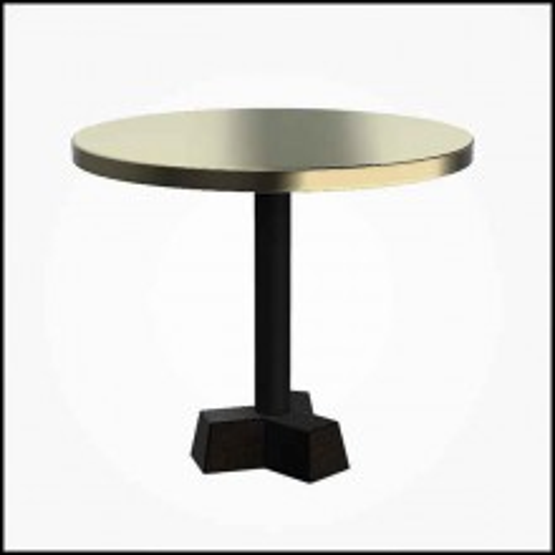 Table basse 30-Brass 44
