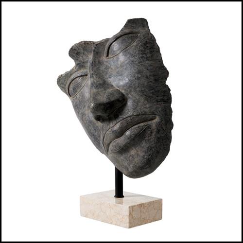Bougeoir 162-Blue Parrot