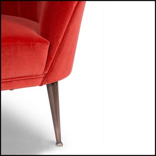 Coupe en verre de cristal 107-Butterfly