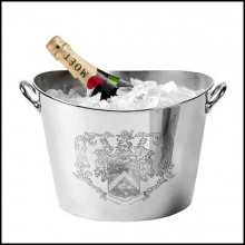 Sceau à champagne 24-OVAL LARGE