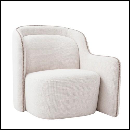Armoire structure en bois, recouverte de cuivre martelé à la main avec une forme curvilinéaire 145-Marquetry