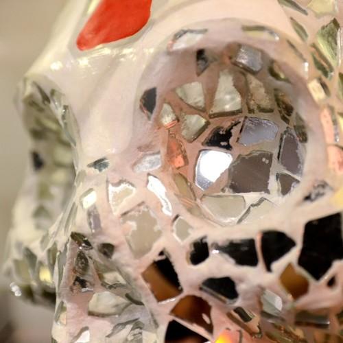 Serre Livres finition nickel 24-Globe