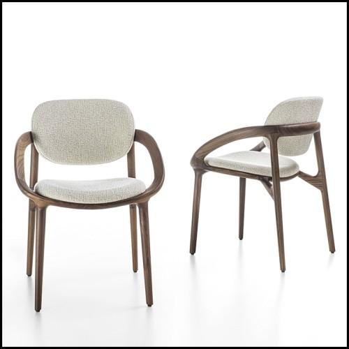 Miroir style vintage laiton brossé 24-Morongo