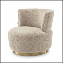 Fauteuil 24- Alonso Sand
