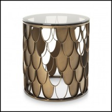 Table d'appoint 24- L'indiscret