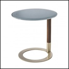 Table d'appoint 163- Jaha Glass