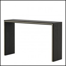 Table console 174-Gold Line