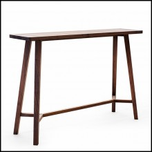 Console Table 30- Motion Walnut