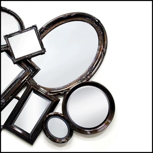 Fauteuil pliant avec structure en aluminium thermolaqué finition white et tissu white 48-CROSS ALU