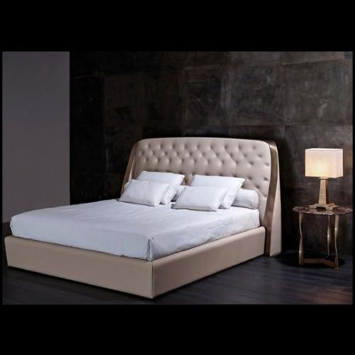 Table basse en résine de LLDPE blanche, résistant aux UVI 111-Moma