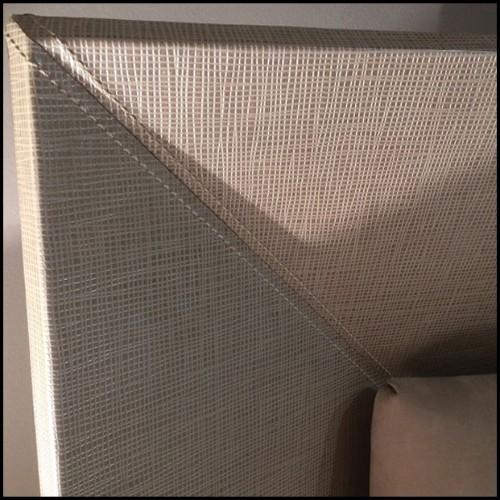 Table de repas collection Vertex en résine de LLDPE blanche, résistant aux UVI 111-KARIM RASHID