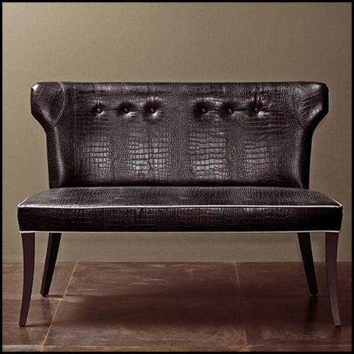 Fauteuil collection Faz en résine de LLDPE blanche, résistant aux UVI 111-Faz
