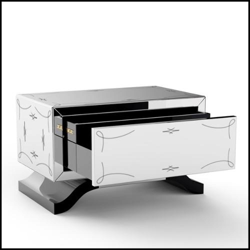 Fiesta Bar en résine blanche à double paroi 111-ARCHIRIVOLTO DESIGN