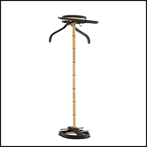 Bibliothèque en chêne massif 100% brut 112-Reso