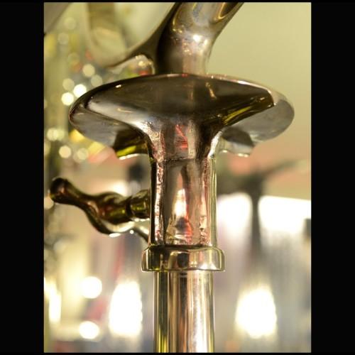 Parasol orientable en fonction de la position du soleil en aluminium 86-PANDALEX V+