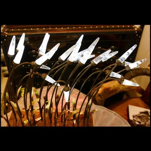 Miroir en verre miroir finition bronze ou verre clair 24-Vintus
