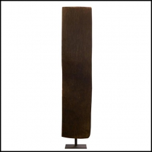 Totem in Ethiopian cedar Kata Sergo PC-Sleep Guardian 2