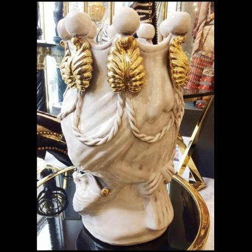 Miroir avec cadre bois travaillé et sculpté main 119-Florentine