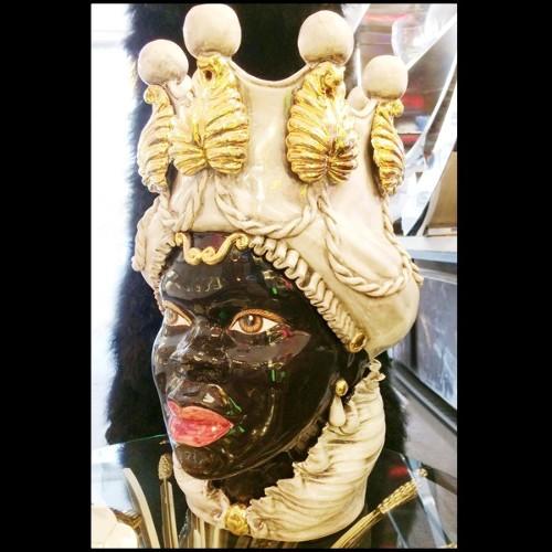 Miroir avec cadre arrondi et orné d'une queue de Paon 119-LeCoultre
