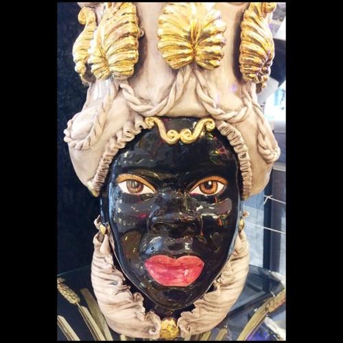 Miroir Assemblage de morceaux de bois sculptés à la main 119-Bel Respiro