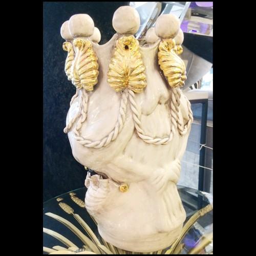 Miroir Cadre forme Elliptic sculpté à la main 119-Elliptical Sunburst