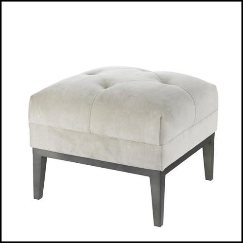Chaise avec structure en hêtre massif 140-Flor