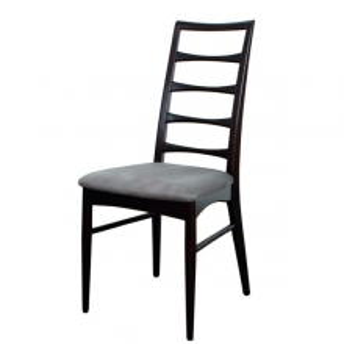 Chaise avec structure en hêtre massif 140-Dagnia