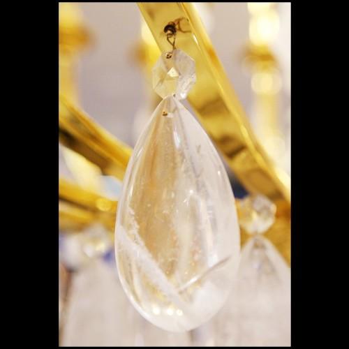 Table de repas pliante ronde en teck massif 139-Ascot