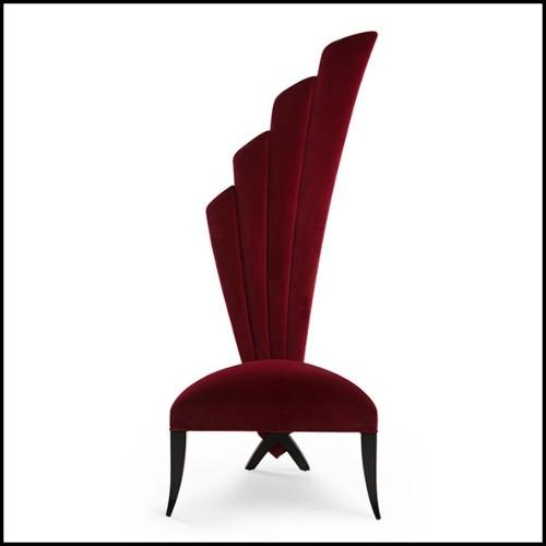 Table de repas rectangulaire en teck massif 139-Avon