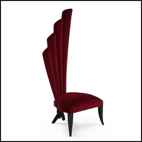 Table de repas ronde Ø110cm en teck massif 139-Avon