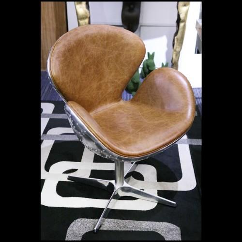 Lit de piscine ou méridienne avec coussins couvert avec tissu étanche et structure aluminium et teck massif 45-Cradle Lounge