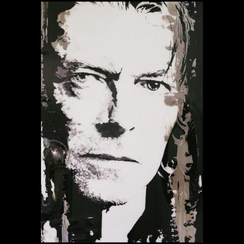 Console d'une seule dalle de verre cintré 146-Charme