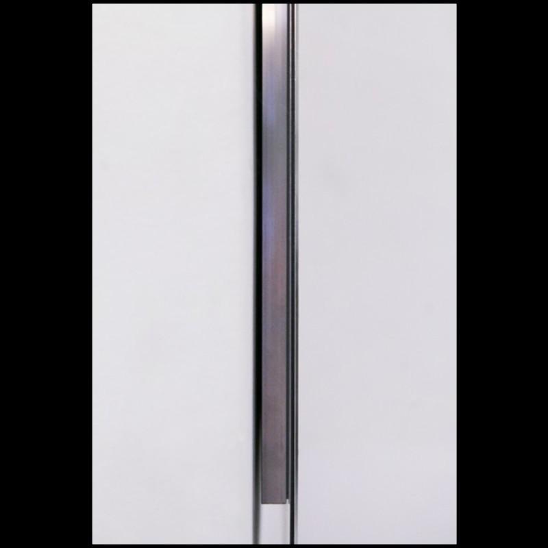 miroir au sol ou accrochable encadr par quatre l ments en verre cintr 146 art frame pacific. Black Bedroom Furniture Sets. Home Design Ideas