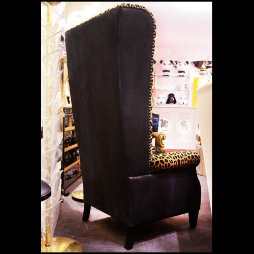 Table de repas en acier, finition dark, fabrication française 147-Table Acier Black