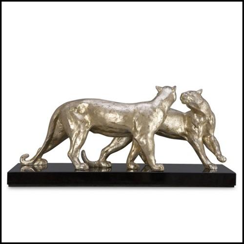 Vases lumineux en résine de LLDPE blanche, résistant aux UVI, Design par Ludovica & Roberto Palomba 111-Bones