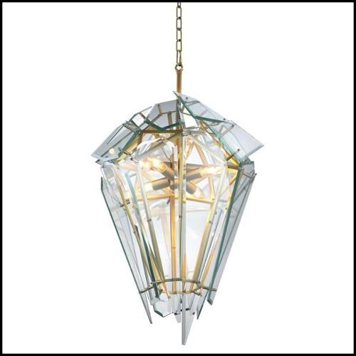 Dining table in steel, dark finish, French manufacture 147-Acier Dark