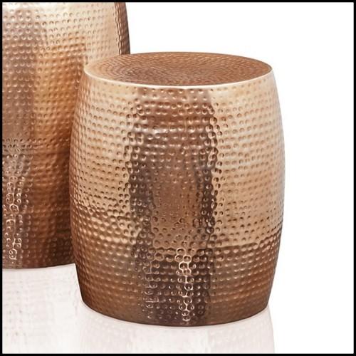 Miroirs mats avec décoration laquée blanche Design par Paola Navone 30-Brick 96 97 98 99