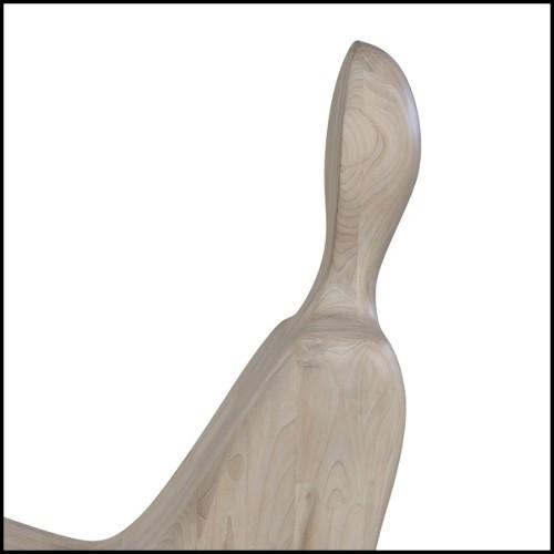 Cabinet composé de 1664 triangles d'aluminium anodisé 145-Square Anodized