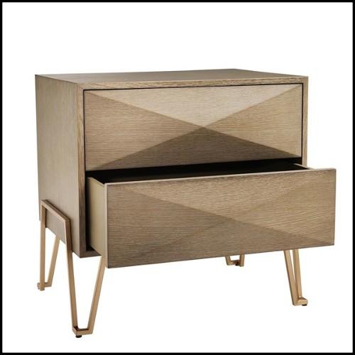 Canapé 3-4 places tapissé avec tissu Cat B 150-Cadillac