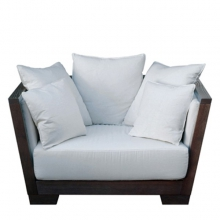 Sofa in fabric with solid wood frame fully removable 152-Sarco