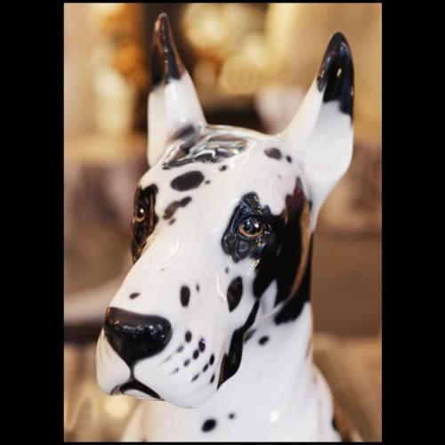 Coffee table in oak veneer 152-Chillian