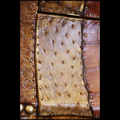 Coffee table in oak veneer 152-Tortuga