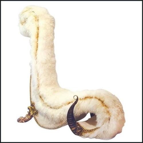 Chaise en acier brossé et assise vinyle rouge 09-Vinyle