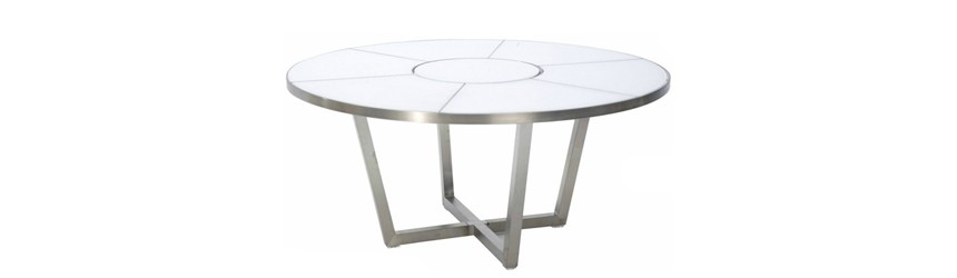 Tables Rondes-Ovales