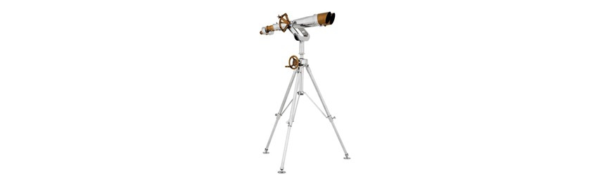 Binoculars and telescopes